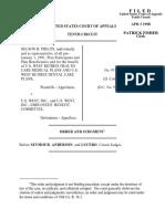 Phelps v. U.S. West Inc., 10th Cir. (1998)