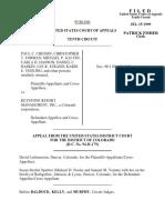 Chessin v. Keystone Resort Mgt., 184 F.3d 1188, 10th Cir. (1999)