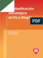 La Planificacion Estrategica en FyA 14155