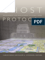 Ghost Protocol edited by Carlos Rojas and Ralph A. Litzinger