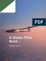 A Glider Pilot Bold 3rd edition Wally Kahn