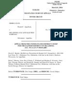 Sierra Club v. Oklahoma Gas & Electric Co., 10th Cir. (2016)