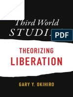Third World Studies by Gary Y. Okihiro