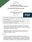 In Re Byrd, Inc., Debtor. Portales National Bank v. Armand Smith, 927 F.2d 1135, 10th Cir. (1991)