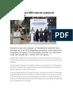 05.01.16 Inaugura RMV Casa de Justicia en Chalchicomula