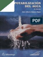 Potabilizacion Del Agua - Jairo Romero