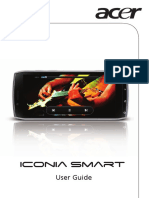 Acer Iconia Smart (S300) - User Guide