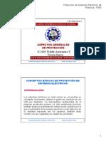 Capítulo1b - Aspectos Generales de Protección
