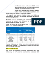 Comercio productos primarios madereros