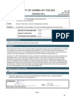 Environmentally Preferred Purchasing Policy.07!12!16