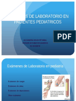 Examenese de Laboratorio en Pacientes Pediatricos (2)