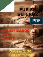 Crucificados Con Cristo