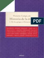 Camps Victoria - Historia de La Etica - 1