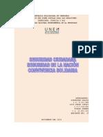 LA SEGRUDIAD CIUDADANA EN VZLA..doc