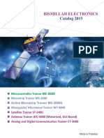 Catalogue BE Electronics