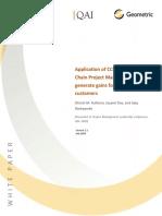 Geometric White Paper Critical Chain Project Management CCPM3