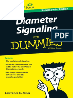 Dummies Book Diameter Signaling for Dummies