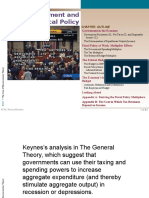 Macro Chapter 24 - Govt and Fiscal Policy