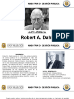 Dahl - Poliarquia