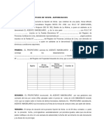 Autorizacion de Venta Proyectos Persona Juridica i