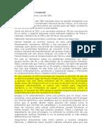 Cartas de Pedro Francke y Marisa Glave