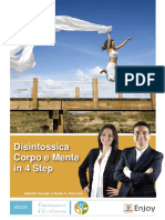 eBook Disintossica Corpo e Mente in 4 Step - Enjoy Formazione