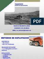 EXPLOTACIÓN A CIELO ABIERTO.pptx