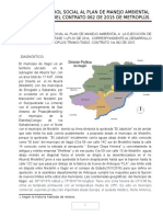 Veeduría-- IV- Ciudadana Al Metroplús Tramo Itagüí-plan de Manejo Ambiental-tramo 4 a Fase 1-2016