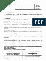 NBR 06111 - 1980- Torres de Resfriamento de Água