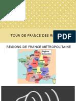 Tour de France Des Régions