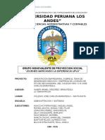 PROYECCION SOCIAL 2015 UPLA.docx