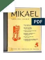 Revista católica Mikael Nº 5