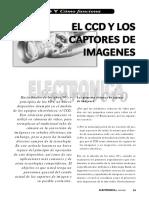 El CCD y Los Captores de Imagenes