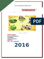 Cadenas Alimentarias o Tróficas Monografia