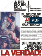 La Farsa Del Genocidio en Guatemala5 1