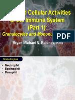 IS Lec 3 - Granulocytes and Mononuclear Cells.pdf