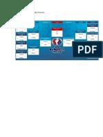 Calendario Eurocopa Francia