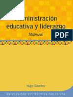 Administracion educativa y liderazgo.pdf