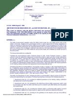 2. JMM Promotion and Mngt, Inc vs CA GR No 120096, 8-5-1996