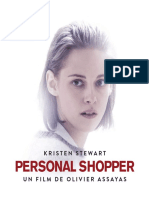 Personal Shopper - Press Kit