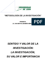 Curso Metodología Ana Bertha 2013