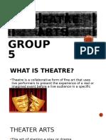 Theatre Arts Huma 111