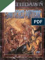 FASA 6305 - Earthdawn - Shattered Pattern