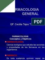 1 Farmacologia General