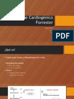 Forrester Choque Cardiogenico