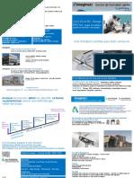 Plaquette Imaginez Formation Web