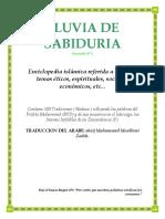 Lluvia de Sabiduria Fascículo1