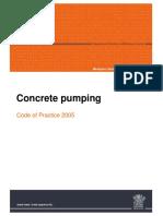 Concrete Pumping Cop 2005