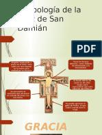 Simbología de La Cruz de San Damián