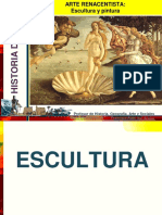 Renacimiento Escultura y Pintura
